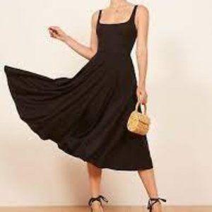 Reformation Jeans Rou Dress - Large